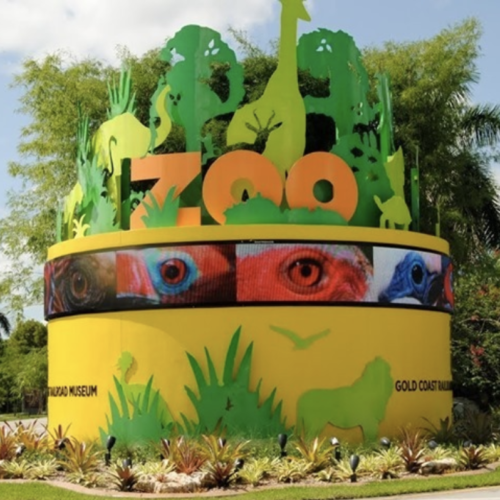 Our Natural Habitat by Dr. Kibby Treiber, Zoo Nutritionist & Morgan Shapiro