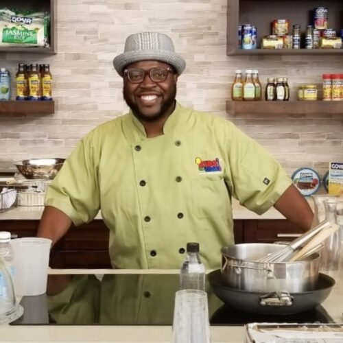 Kids Cooking with Chef Dario Stephen