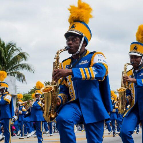 Miami Northwestern Senior High Marching Band