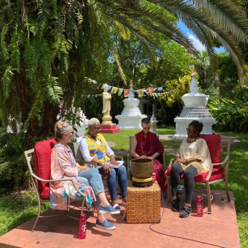 Mindfulness & Racial Reconciliation: Juneteenth Discussion by Retha Boone-Fye (Black Affairs Advisory Board)