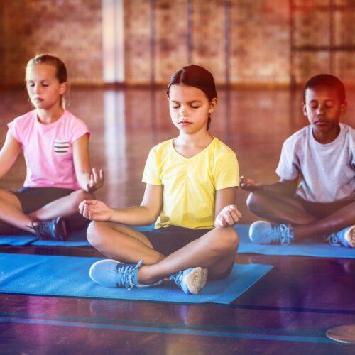 Kids Yoga with Yoga Pointe