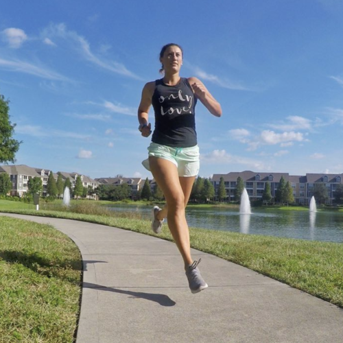 Guided run podcast by Laura Bradley & Carley Siedlecki