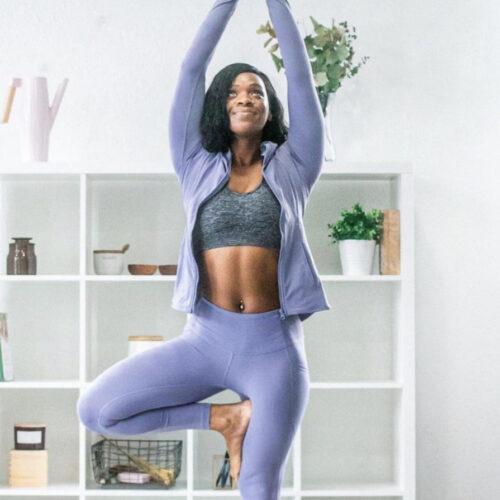 Yoga with Margo Francois