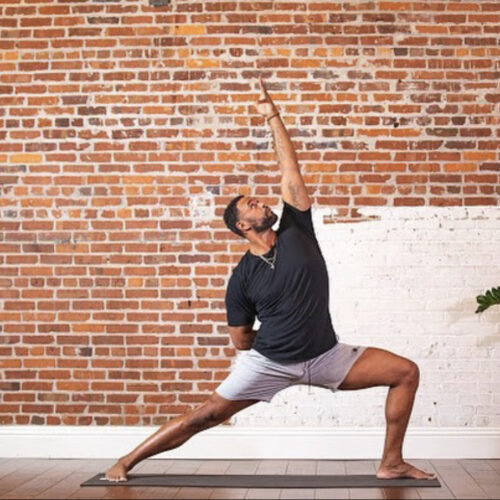 Power Yoga with Mike Adams