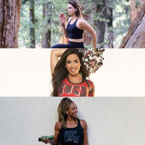 Strong Women Workout with Ali Reza, Kim Strickland & Alyssa Chamberlin