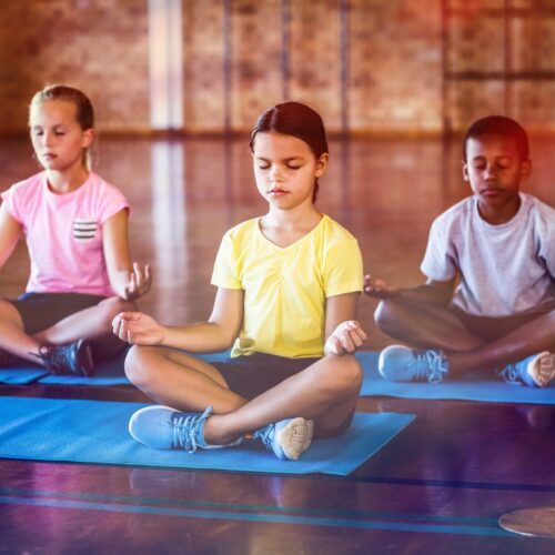 Kids Mindfulness with Yoga Pointe