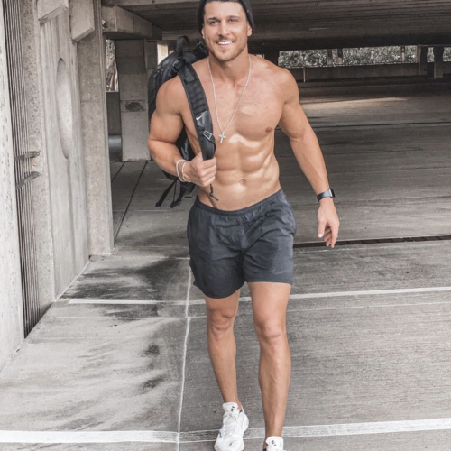 Full Body Workout with Connor Obrochta