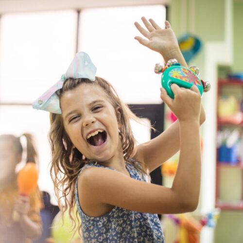 Kids Dance Workout with Dancebox
