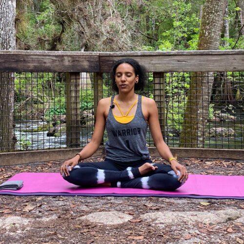 Garden Yoga Flow with Laia Bové Yoga